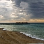 A view of Hastings Pier