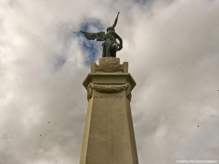 Alexandra Park War Memorial, Hastings