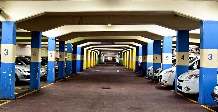 Hastings Underground Car Park