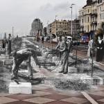 Anti Invasion Defences – Hastings Seafront