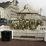Ghosts of the Hastings Seafront Bandstand