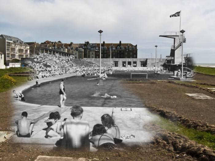 St Leonards Bathing Pool