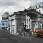 Ghosts of the St Leonards Arch