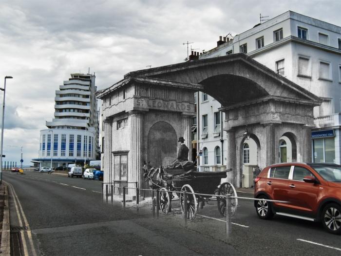 St Leonards Arch