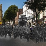 The 5th Battalion of the Royal Sussex Brigade