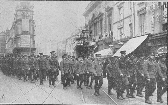 Royal Sussex Brigade
