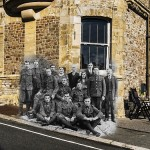 South Wales Borderers at the Highlands Hotel