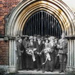 Double Wedding at St Peters Church