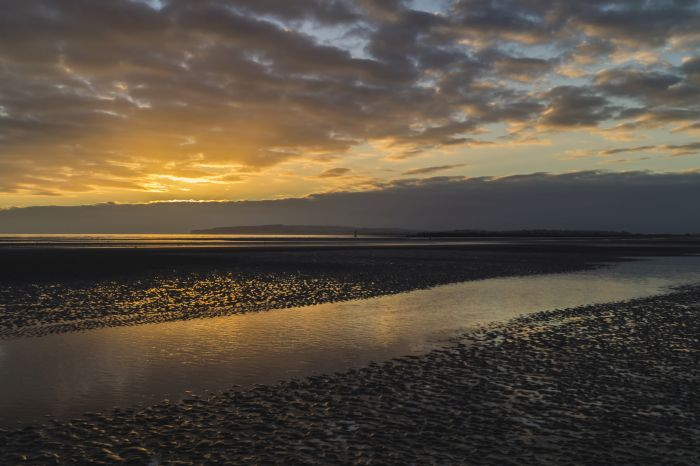 Camber Sands Sunset