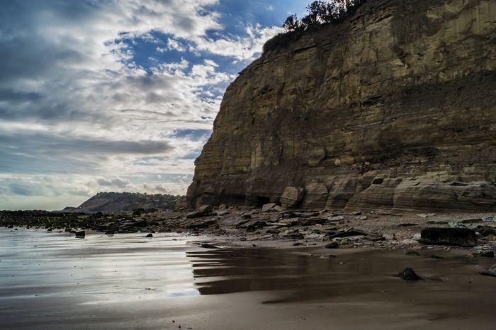 Cliff End